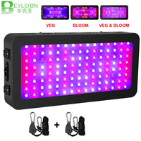 BEYLSION LED Full Spectrum 600W 900W 1200W 1500W Grow Light Growing Lamp For Indoor Grow Tent Plants Seed Veg Bloom