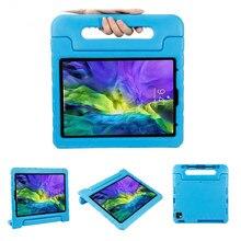 Para ipad pro 12.9 2020 a2069 a2232 tablet caso crianças eva suporte à prova de choque capa protetora para ipad pro 11 2020 a2228 a2230