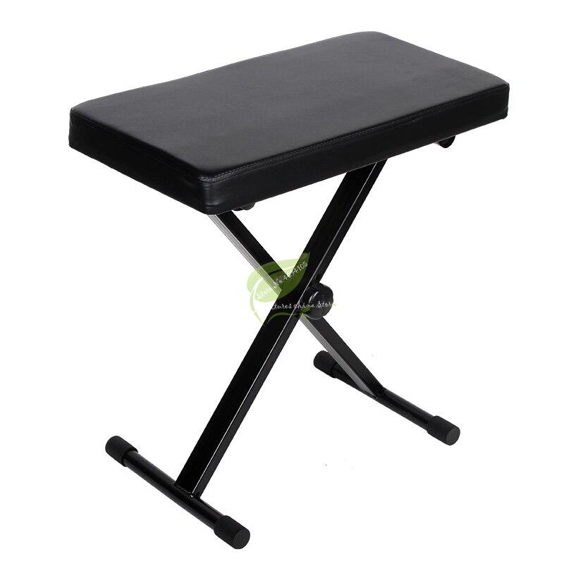 B Folding Bench Electronic Piano Stool / Electric Piano Guzheng Stool / Erhu / Piano Stool / Guitar Seat Stool