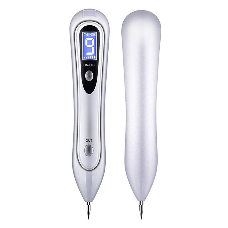 Плазменная ручка для удаления фальшивых веснушек для удаления бородавок лазерное средство для удаления бородавок с кожи лица тег для