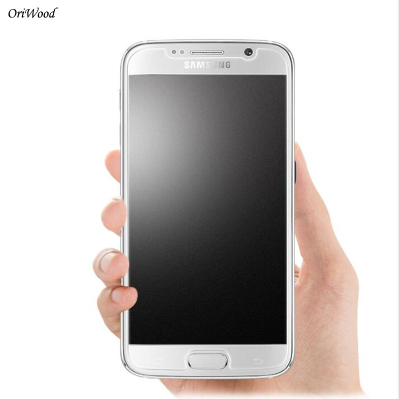 OriWood 2.5D Matte Tempered <font><b>Glass</b></font> For <font><b>Samsung</b></font> Galaxy Note 5 Note <font><b>3</b></font> Anti Fingerprint Matte Frosted Screen Protector Film image
