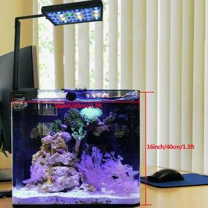 Image 5 - Aquarium lampe led für aquarium led beleuchtung korallen riff licht salzwasser aquarium lichter led aquarium