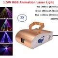 1550 МВт 1 5 Вт RGB анимационный лазерный светильник Профессиональный светильник ing лазерный проектор сценический светильник диско лазерный св...