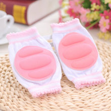 Baby Safety Crawling Elbow Cushion Toddlers Knee Pads Protective Gear(China)