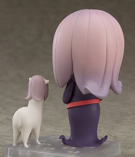 Witch Shaped Nendoroid Toy