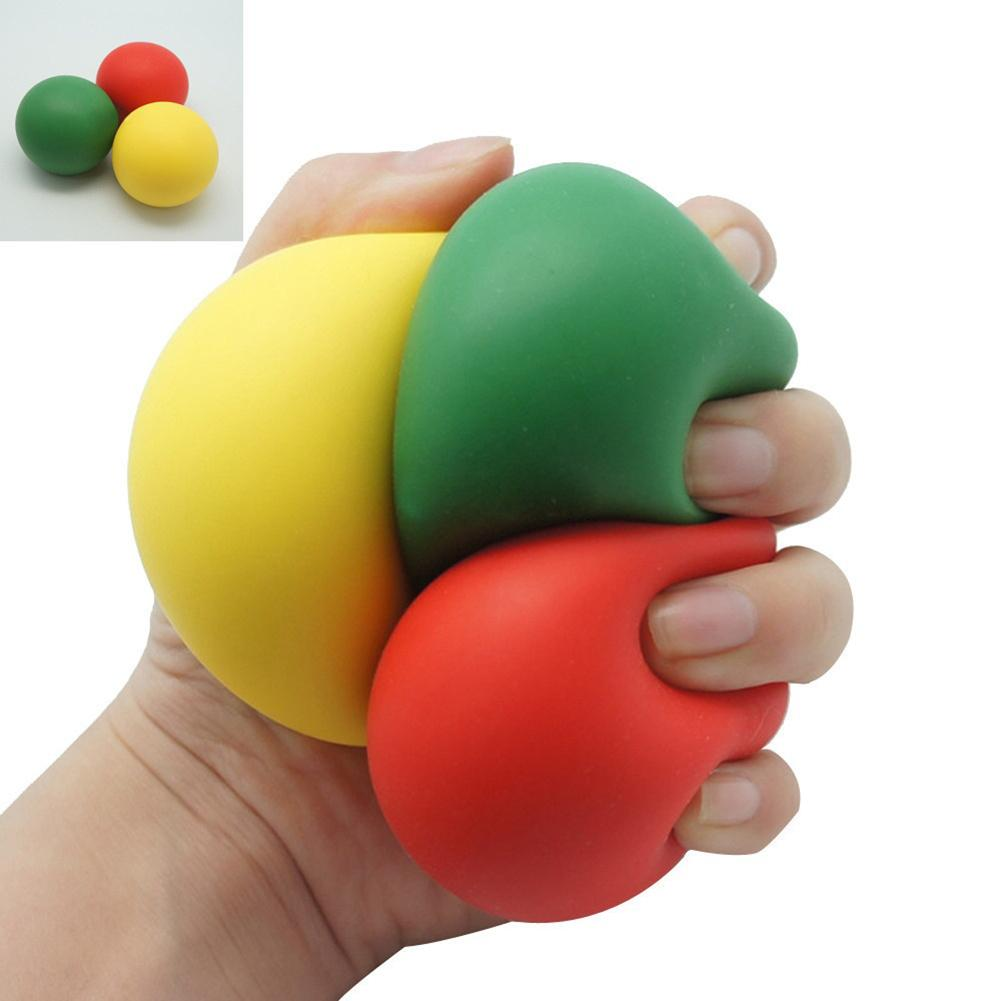 Low Resistance Squeezing Stress Reliever Ball Autism Finger Fidget Exercise Toys