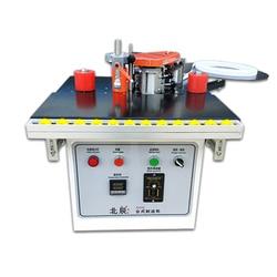 GUYX obróbka drewna mała maszyna do oklejania krawędzi przenośne narzędzie pulpitu maszyna do oklejania krawędzi pcv maszyna do spinania