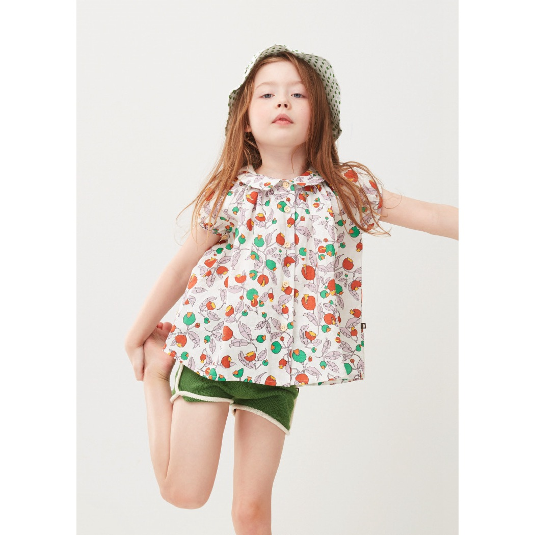 2020 Oeuf Kids T-Shirts Bloomers Girls Cotton Tops Shorts New Summer Children Tees Baby Girl Clothes Dresses Cap Toddler Outfit 2