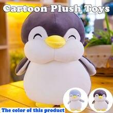 Мультяшная мягкая игрушка плюшевый пингвин кукла кавайные взрослые