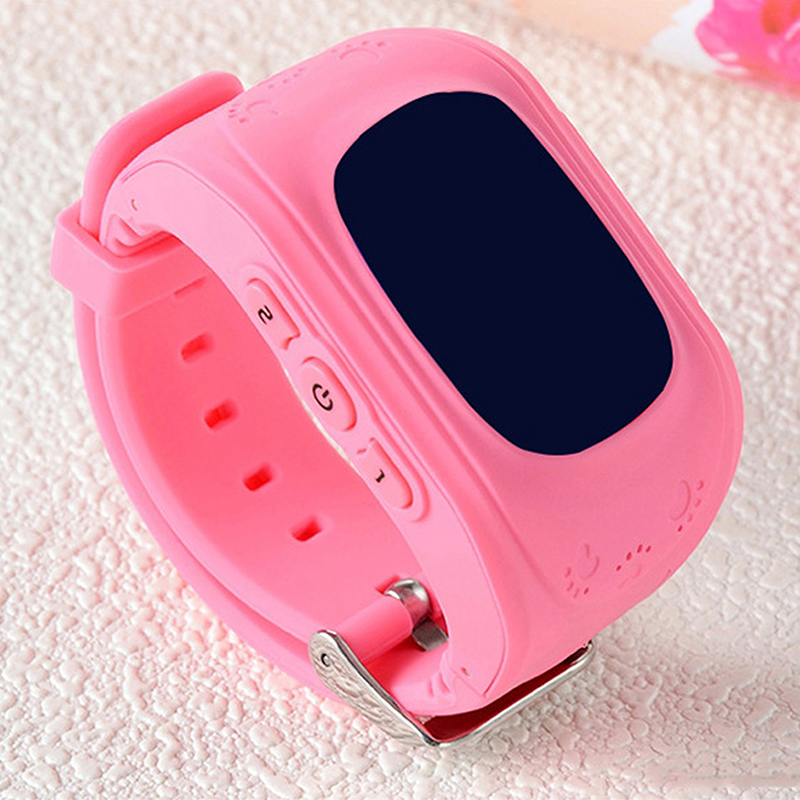 Q50 kids SmartWatch Anti Lost Child Watch Kids Baby Smartatch SOS Call Location Finder Monitor Positioning Tracker IOS Android