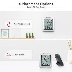 Image 5 - ThermoPro TP60 60M kablosuz dijital hava İstasyonu higrometre kapalı açık termometre sıcaklık ölçer nem ölçer
