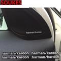 Автомобильные наклейки на аудио Для Harman/Kardon для BMW E46 E90 E60 E39 E36 F30 Mercedes Benz W211 W203 W204 W210 W124 AMG W202