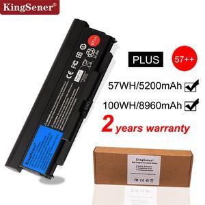 KingSener Laptop Battery for Lenovo ThinkPad T440P T540P W540 L440 L540 45N1152 45N1153 45N1149 45N1152 45N1145 45N1160 57+ 57++(China)