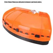 Пластиковая защитная крышка для косилки, 26 мм, 28 мм