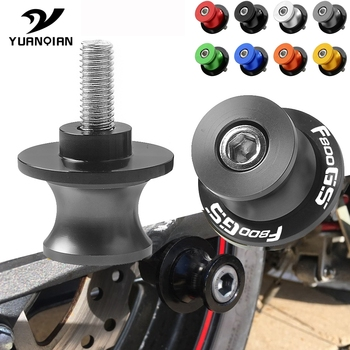 Motorcycle Accessories Parts Swingarm Spools Slider Stand Screws 6mm 8mm 10mm Motor Stand Screws For BMW F800GS F 800GS F800 GS image