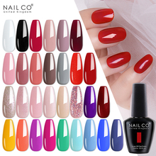 NAILCO 15ml Hot Sale Nail Gel Polish Permanent For Manicure