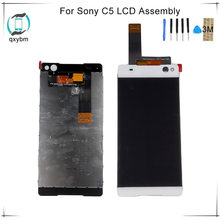 6.0inch LCD For Sony Xperia C5 Ultra E5506 E5533 E5563 LCD Display Touch Screen Digitizer Assembly Factory Supply Repair Parts(China)