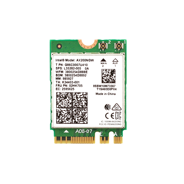 COMFAST CF-<font><b>AX200</b></font>-M Wireless network card for Laptop,Dual band MU-MIMO 2974Mbps, 802.11ax <font><b>Wi</b></font>-<font><b>fi</b></font> <font><b>6</b></font>, Bluetooch 5.0 , <font><b>Intel</b></font> 160MHz image