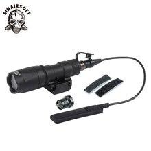 Тактический фсветильник рь sinairsoft m300 m300a для разведчика