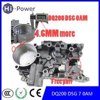 DQ200 0AM OAM UP 4.6MM Auto Transmission Accumulator Housing for Audi VW SKODA DSG 7 Speed 0AM325066AC 0AM325066C 0AM325066AE
