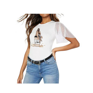 """Кооффе девушка железа на патчи для одежды Бесплатная доставка в европейском стиле Стиль передачи наклейки-заплатки на футболку """"Сделай Сам аппликации моющиеся Parches Ropa"""