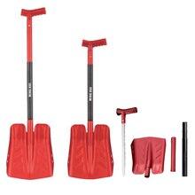 Большой размер, походная лопата, лопата для выживания, высококлассная Складная лопата, походная Лопата для выживания, инструмент, регулируемая лопата для снега