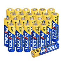 50 pièces PKCELL R03P AAA batterie primaire carbone Zinc pile aaa 1.5V égal à UM4 MN2400 LR03 SUM4 LR3 pour caméra Radio jouets