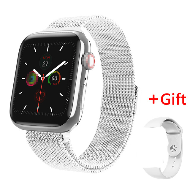 LUOKA iwo 9/ecg ppg smart watch men Heart Rate iwo 9 smartwatch iwo 8 Lite/iwo 10 Smart Watch for women/men 2020 for Apple IOS