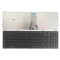 Novo teclado Russo para LENOVO E50-70 E50-80 B51 B51-30 B51-35 B51-80 B71 G51 Flex 2-15 RU Teclado Do Laptop
