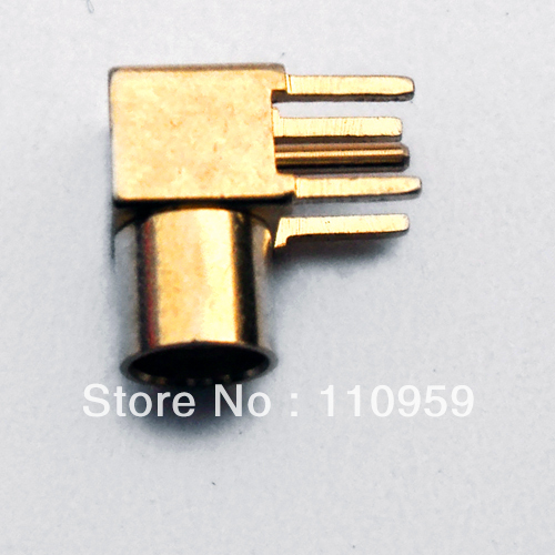 DHL/EMS EMS/DHL DHL/EMS MMCX-KWE 50 Ohm Wireless Transceiver Module Holder (for Gps, Gsm)-A2