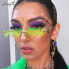 Солнцезащитные очки longkeeper в форме сердца женские солнцезащитные