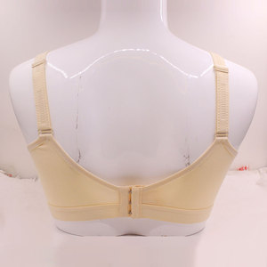 Image 2 - Silicone Breast Forms Fake Breasts and Mastectomy Bra with Pockets for Artificial Breast Prosthesis Woman Without Steel Ring