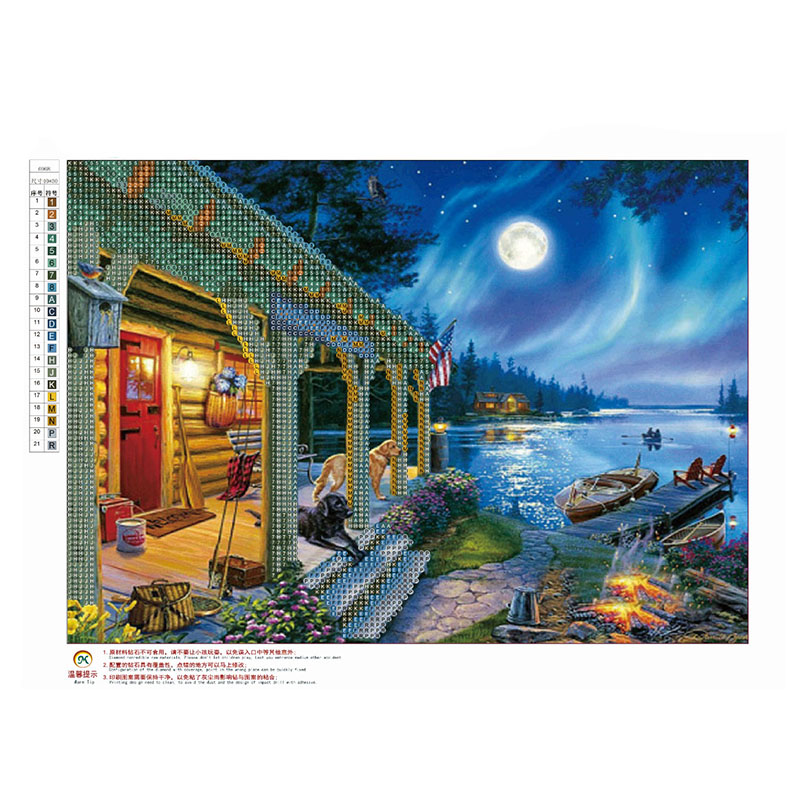 DIY 5D Diamond Embroidery Painting Cross Stitch Craft Sister Home Wall Decor UK