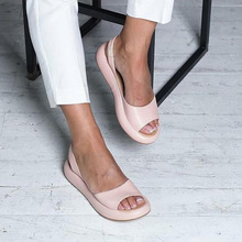2020 Summer Wedges Sandals Fashion Sexy Open Toe Platform Shoes