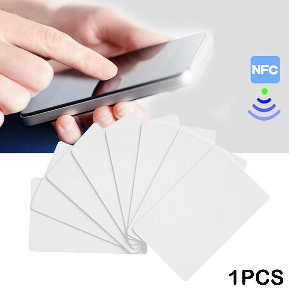 1 Pc NFC Card Tag For TagMo Forum Type2 Sticker NFC Tags Ntag 215 Chip For Animal Crossing NFC