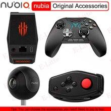 Gamepad Phone-Dock-Station Docking Bluetooth Magic Nubia Original ZTE 5G Red And Wireless