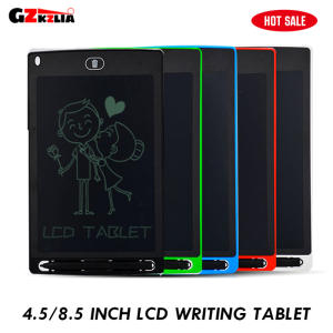 "Z03 LCD Writing Board 8.5 Inch Electronic Tablet For Children Kids Adult 4.5"" Drawing Scratch Handwriting Pad Smart Portable"