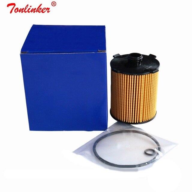 Oil Filter Fit For Volvo S60 S80  S90 V40 T2 T3 T4 T5 AWD V60 V70 D2 D3 D4 V90 XC60 XC90 Model 2013 2014 2015 Today 1Pcs Filter