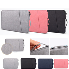 13 13.3 14 15 15.6 Man Women Notebook Laptop Sleeve Bag Pouch Case For Acer Dell HP Asus Lenovo Macbook Pro Air Huawei Matebook