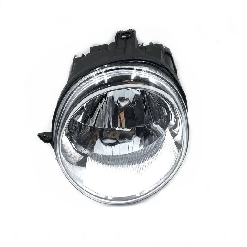 For Chery QQ3 headlamp QQ headlight assembly Chery headlight assembly QQ front headlight automobile headlamp cover-in Car Light Assembly from Automobiles & Motorcycles    1