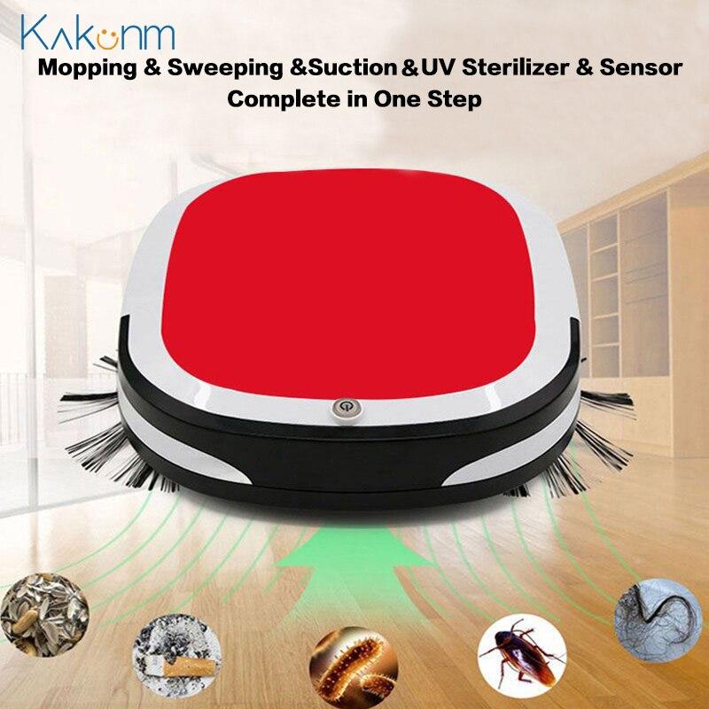 ホット充電式スマートロボット掃除機 3200PA 掃討掃除吸引コードレス自動ダスト掃除家庭用クリーニング