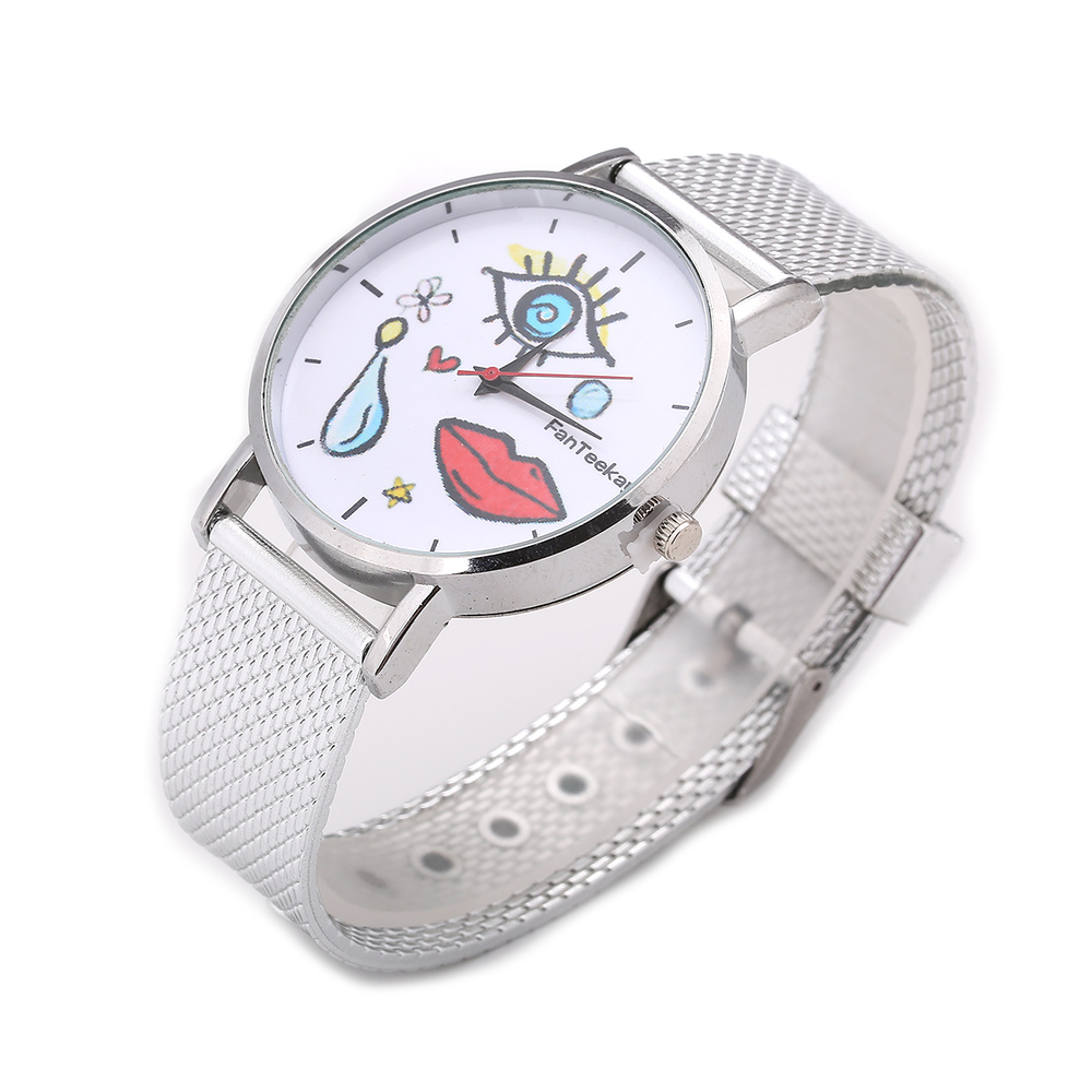 Beautiful Fashion Creative Cartoon Watch Ladies Cute Watch For Gift Fashion Watches High Quality Quartz Watch Reloj De Dama