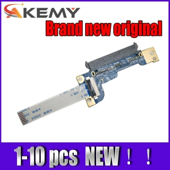 Akemy NEW Original For HP 15-DA 15-DB HDD HARD DRIVE CONNECTOR CABLE BOARD LS-G072P 435OM932L01 8pin 100% Tested Free Cable akemy x556uv rev 3 1 x556uj rev 2 0 hdd board for asus a556u f556u k556u fl5900u r556u vm590u hard disk board 100