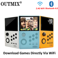 New Video GAME A19 Pandora's Box Android Supretro Handheld Game Console IPS Screen Built in 3000+games 30 3D Games WiFi Download