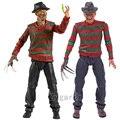 NECA Dream Warrior Freddy Krueger ПВХ экшн-фигурка Коллекционная модель игрушки