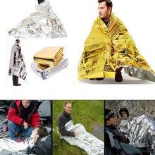 Водонепроницаемое одеяло из искусственной фольги для улицы тепловое
