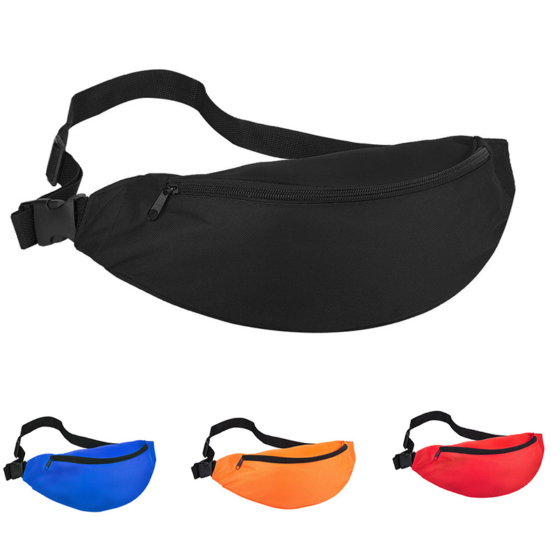 Waist Pack Mobile Phone Change Chest Pack Suitable Team Travel Sports For Both Men And Women Cross Border Supply Of Goods