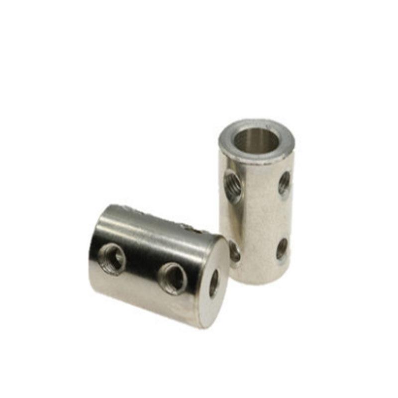 45th acoplamiento rígido de acero cilíndrico motor de acoplamiento a D14L22 8-8mm modelo de transmisión mecánica