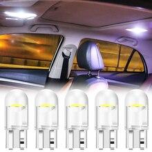 T10 W5W Led COCHE lado luz de placa de licencia bombilla de la lámpara para mercedes benz w124 w204 w210 w211 w140 w203 W211 W221 W220 W163 w205