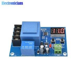 Image 3 - XH M602 цифровой Управление Батарея литий Контроль зарядки аккумулятора Управление модуль Батарея заряда Управление переключатель защиты доска 3,7 120V